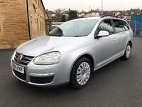 2009 VOLKSWAGEN GOLF ESTATE 1.9 TDI