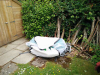 Trampoline - 12ft TP Trampoline for Collection Midlothian Free