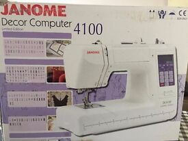 Janome DC4100 Sewing Machine For Sale
