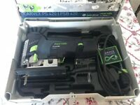 Festool Carvex PS 420 Jigsaw - Hardly Used