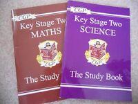 Key Stage Two Study Books
