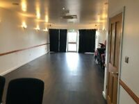 hall/venue to hire @ E15 3JJ Stratford/Plaistow cheapest hourly rate for the area !