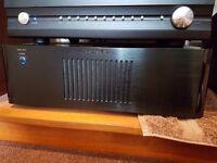 ROTEL RMB-1575 5 Channel Power Amplifier black 5 x 250W POWER AMP