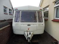 Caravan - Coachman Genius 460/2 2 berth 1996
