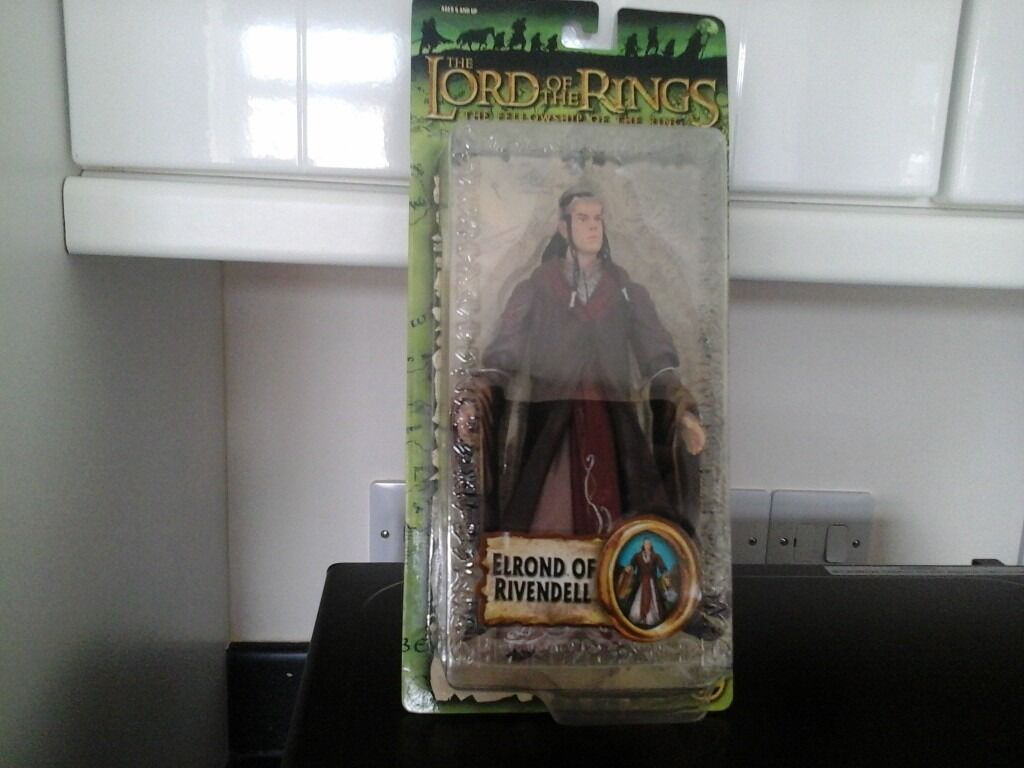 The Lord of the Rings Figure Elrond