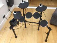 Electronic drum kit. Alesis DM Lite