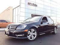 2012 Mercedes-Benz C300 Flawless! LOW KM!