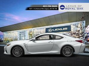2015 Lexus RC F Coupe 8A   - Certified - $468.11 B/W - Low Milea