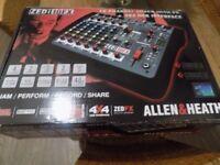 Allen & Heath ZEDi10FX USB Mixer