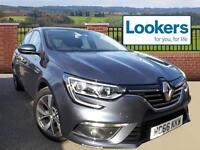 Renault Megane DYNAMIQUE S NAV DCI (grey) 2017-02-06