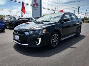2017 Mitsubishi Lancer SE LTD - only $164 BW all in!