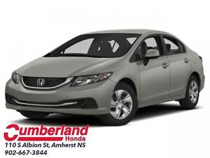 2014 Honda Civic LX  - Low Mileage