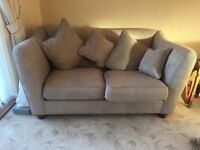 2 and 3 seater settees immaculate