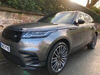 Land Rover Range Rover Velar 2.0 P250 R-Dynamic SE 4X4 (s/s) 5dr