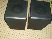 BRAND NEW Samsung q90r soundbar rear speakers harman kardon