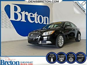 2013 BUICK REGAL TOIT OUVRANT 2.0L TURBO AUTOMATIQUE