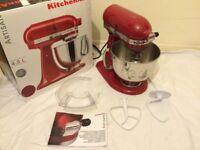 KitchenAid 4.8L Empire Red Stand Mixer 5KSM1