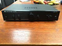 Cambridge audio A1 stereo amplifier