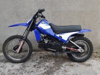 YAMAHA PW80 KIDS MOTORBIKE OFFROAD MOTOCROSS QR50 SX50 DRZ TTR90 CRF110 CRF70 PW