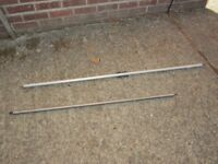 Spinnaker Pole and jib Stick for Sailing Dinghy.