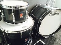 Vintage Premier Drum Kit - 1960's Shell Pack