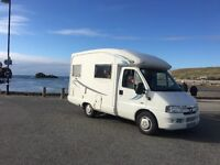 2006 Nuevo Motorhome. 60,000 miles. Very good condition. Peugeot Boxer 330 Lx Swb hdi 2.2