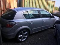 Vauxhall Astra H BREAKING spares for repair 1.7 Cdti SRI