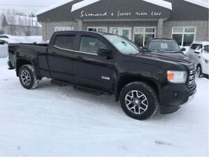 2015 GMC Canyon ALL TERRAIN CREW CAB 4X4
