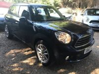 MINI Countryman 1.6 Cooper D Business Edition (s/s) 5dr FREE 1 YEAR WARRANTY, SAT NAV!
