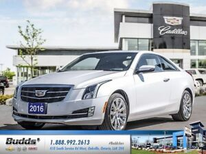 2016 Cadillac ATS 2.0L Turbo Performance Collection 2.99% for...