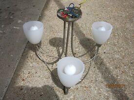 3 Bulb Ceiling Lights