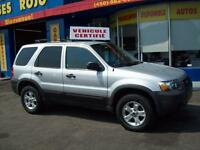 2005 Ford Escape awd XLT climatisé