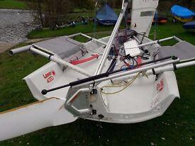 Laser 4000 Sailing Dinghy