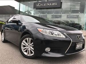 2013 Lexus ES 350 BackUp Cam Leather Sunroof Bluetooth