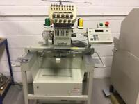 Brother industrial embroidery machine