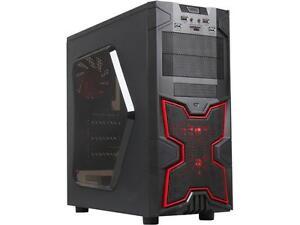 GAMING COMPUTER XTREME - INTEL XEON 8-CORE 3.4GHz - 16GB RAM  - 240GB SSD - 2To HDD - GeForce GTX 1060
