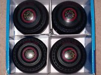 Set of 4 Drakes Pride Professional Bowls Size 4 Heavy