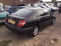 2002 AUTOMATIC TOYOTA AVENSIS AND SAT NAVAGATION ALLOYS AIR CON TOYOTA SERVICE HISTORY MOT AUTOMATIC