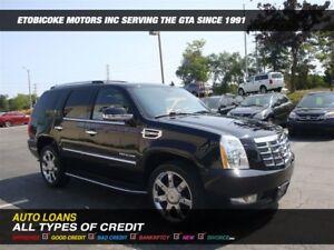 2011 Cadillac Escalade NAVIGATION / BACK-UP CAM / DVD