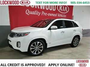 2014 Kia Sorento SX V6 7 SEATER WINTER TIRES INCLUDED
