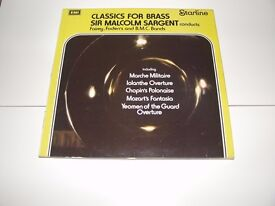 Combined Bands(Fairey,Foden's,BMC):- Classics For Brass SRS5156