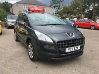2011 PEUGEOT 3008 ACTIVE HDI