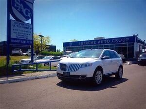 2011 Lincoln MKX NAVI GPS  AWD Pano Roof EXECUTIVE PKG