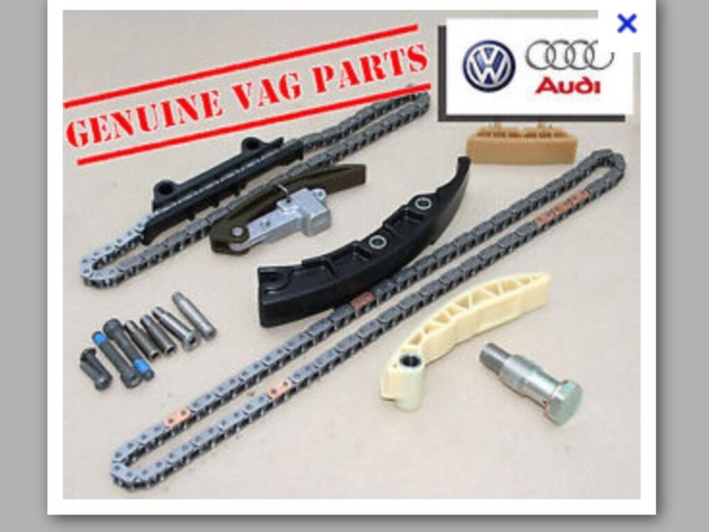 Golf r32 genuine VW chain kit fits Audi A3 3.2 Audi TT 3.2,VW eos 3.2,golf bora 2.8