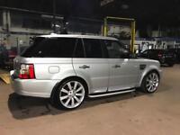 Range Rover sport HSE luxury