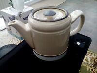 1970s Denby Tea Pot