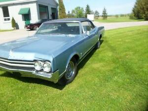 1965 Olds Convertible