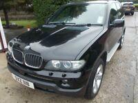 2005 X5 SPORT 3.0 DIESEL AUTO £3250.00