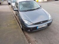 Ford focus st170 spares or repair. Tow away. Needs new head