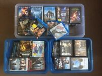 235 Bluray and DVD collection **All A-list & current titles** FULL LIST GIVEN!